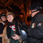 Occupy L.A.: Police begin making arrests