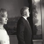 Clinton in Contours
