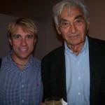 Howard Zinn and Harrison